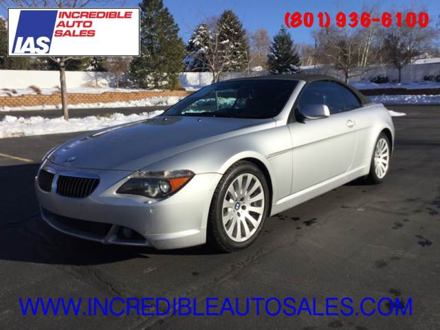 BMW Series For Sale CarGurus - 2004 bmw 645ci convertible for sale