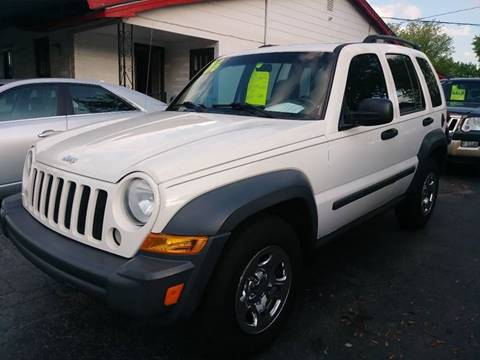 2006 Jeep Liberty for sale in Huntsville, AL