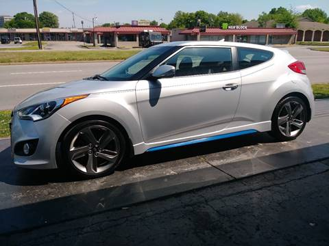 2013 Hyundai Veloster Turbo for sale at D. C.  Autos in Huntsville AL