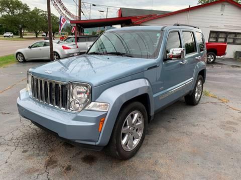 2012 Jeep Liberty for sale in Huntsville, AL