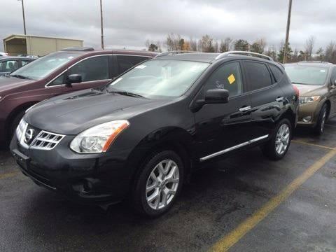 2011 Nissan Rogue for sale at D. C.  Autos in Huntsville AL