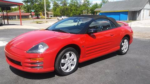 2001 Mitsubishi Eclipse Spyder for sale in Huntsville, AL