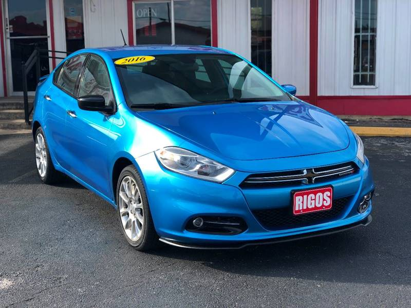 2016 Dodge Dart SXT Sport 4dr Sedan In San Antonio TX