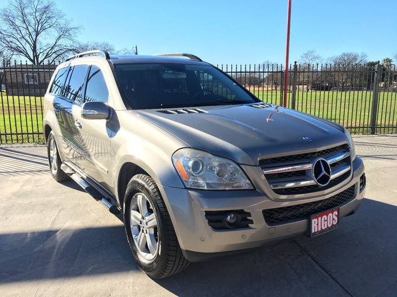 2007 mercedes benz gl class gl450 awd 4matic 4dr suv in san antonio tx rigos auto sales. Black Bedroom Furniture Sets. Home Design Ideas