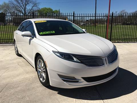 2013 Lincoln MKZ for sale in San Antonio, TX