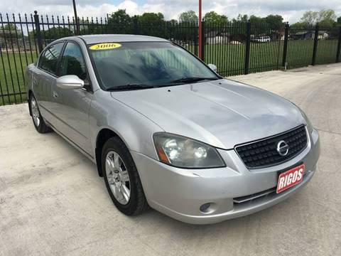 2006 Nissan Altima for sale in San Antonio, TX