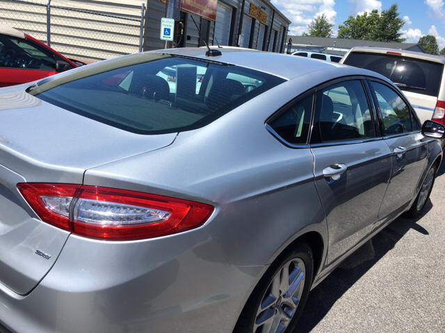 2016 Ford Fusion SE 4dr Sedan - Hartsville SC