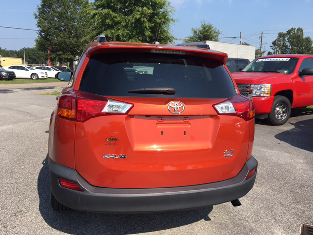 2015 Toyota RAV4 XLE AWD 4dr SUV - Hartsville SC