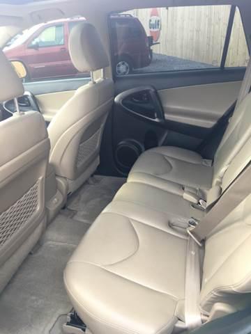 2011 Toyota RAV4 4x4 Limited 4dr SUV V6 - Hartsville SC