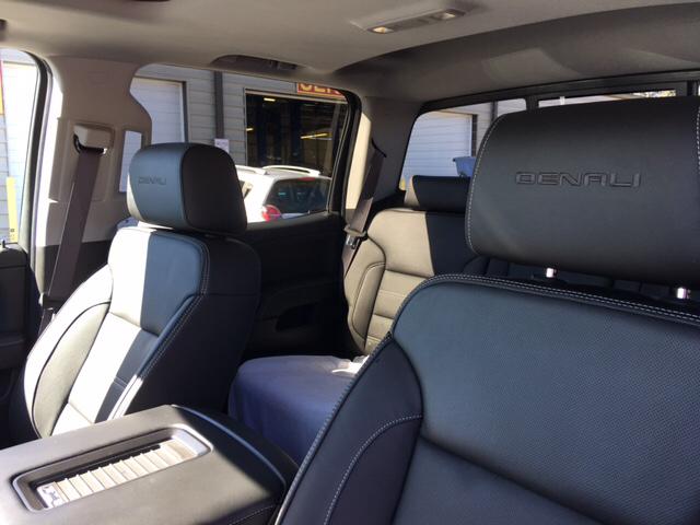 2016 GMC Sierra 1500 4x4 Denali 4dr Crew Cab 5.8 ft. SB - Hartsville SC
