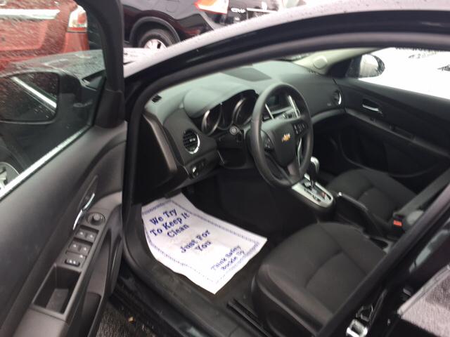 2016 Chevrolet Cruze Limited 1LT Auto 4dr Sedan w/1SD - Hartsville SC