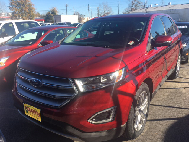 2015 Ford Edge Titanium 4dr SUV - Hartsville SC