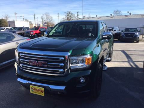 2015 GMC Canyon for sale in Hartsville, SC
