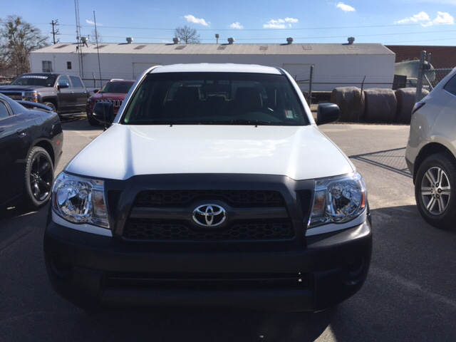 2011 Toyota Tacoma 4x2 4dr Double Cab 5.0 ft SB 4A - Hartsville SC