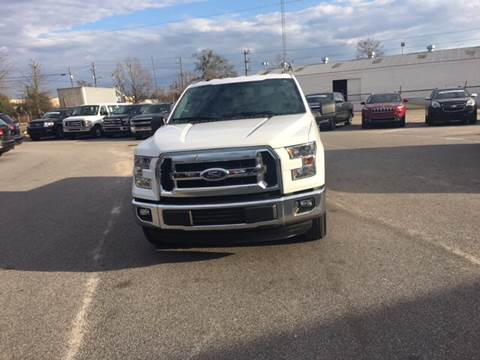 2016 Ford F-150 for sale in Hartsville, SC