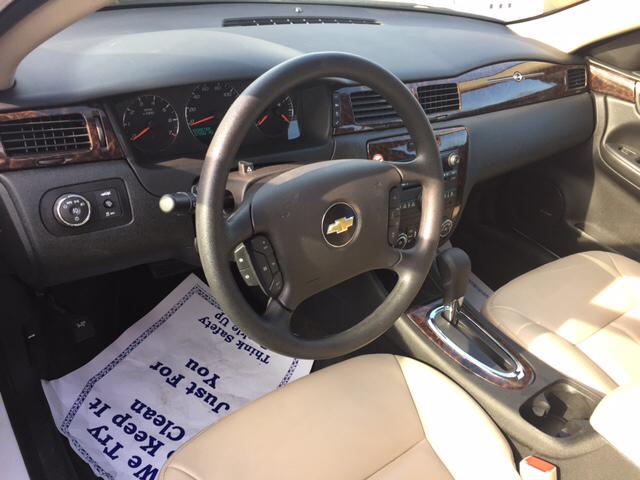 2016 Chevrolet Impala Limited LTZ Fleet 4dr Sedan - Hartsville SC