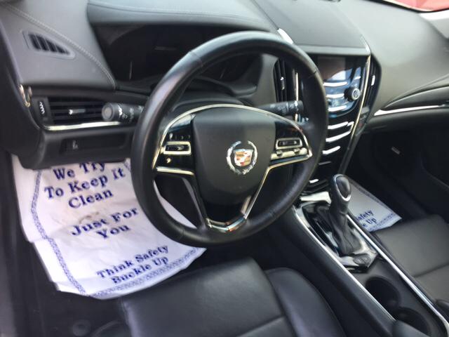 2014 Cadillac ATS 2.5L 4dr Sedan - Hartsville SC