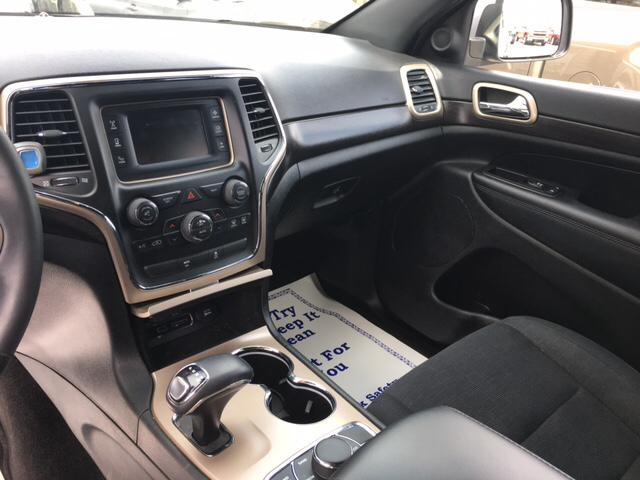2015 Jeep Grand Cherokee 4x4 Laredo 4dr SUV - Hartsville SC