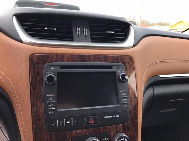 2014 Chevrolet Traverse LT 4dr SUV w/1LT - Hartsville SC
