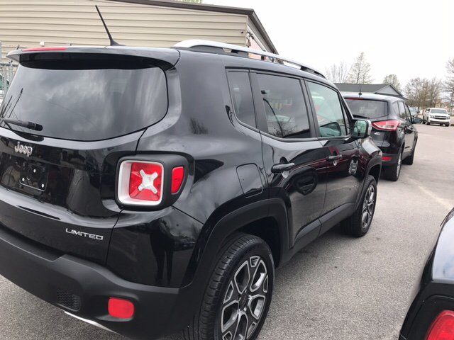 2016 Jeep Renegade Limited 4x4 4dr SUV - Hartsville SC