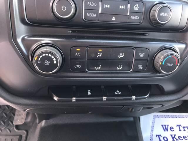 2015 Chevrolet Silverado 1500 4x2 LS 4dr Double Cab 6.5 ft. SB - Hartsville SC
