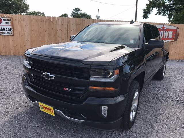 2017 Chevrolet Silverado 1500 4x4 LT 4dr Crew Cab 5.8 ft. SB w/Z71 - Hartsville SC
