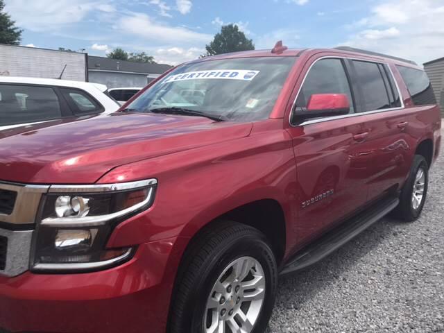 2015 Chevrolet Suburban 4x2 LT 1500 4dr SUV - Hartsville SC