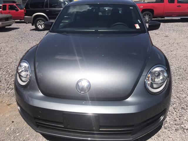 2016 Volkswagen Beetle 1.8T S PZEV 2dr Coupe 6A - Hartsville SC