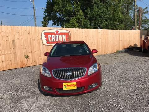 2014 Buick Verano for sale in Hartsville, SC