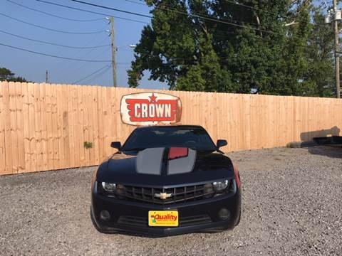 2013 Chevrolet Camaro for sale in Hartsville, SC