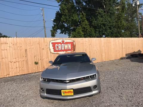 2014 Chevrolet Camaro for sale in Hartsville, SC