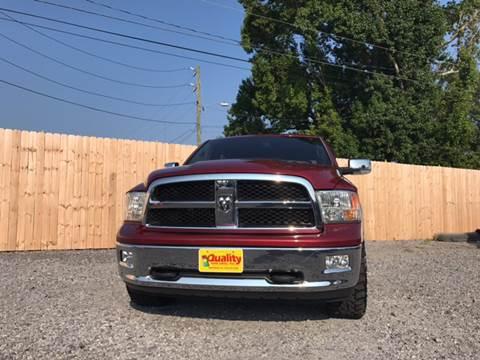 2012 RAM Ram Pickup 1500 for sale in Hartsville, SC