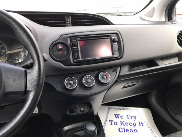 2015 Toyota Yaris L 4dr Hatchback - Hartsville SC