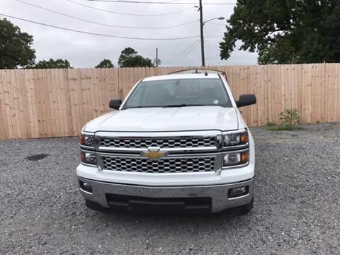 2014 Chevrolet Silverado 1500 for sale in Hartsville, SC