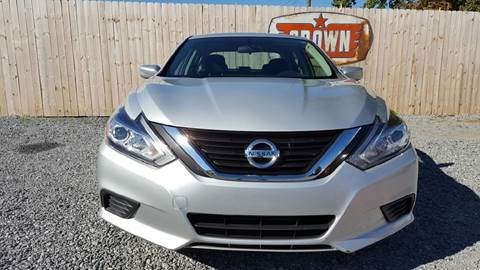 2016 Nissan Altima for sale in Hartsville, SC