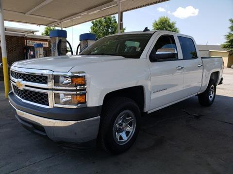 2015 Chevrolet Silverado 1500 for sale in Hartsville, SC
