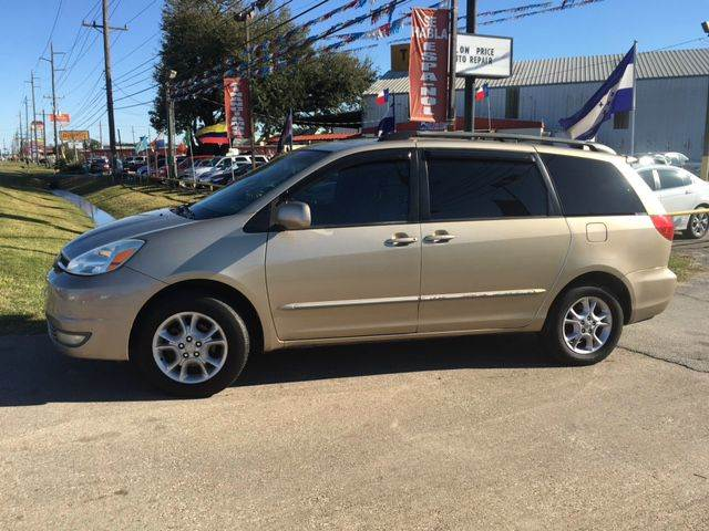 2004 Toyota Sienna XLE Limited 7 Passenger AWD 4dr Mini Van   Houston TX