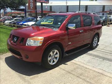 2008 Nissan Armada for sale in Houston, TX
