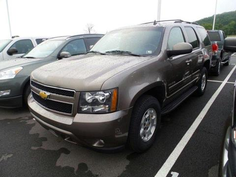 2013 Chevrolet Tahoe for sale in Danville PA