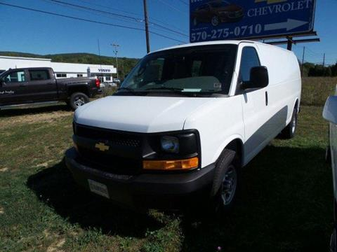 2016 Chevrolet Express Cargo for sale in Danville PA