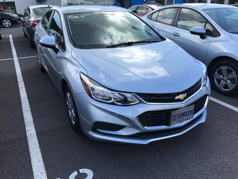 2017 Chevrolet Cruze for sale in Danville, PA