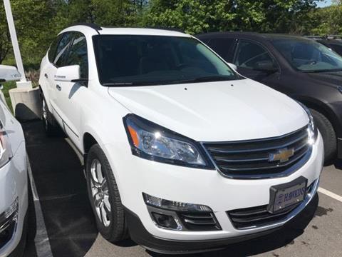 2017 Chevrolet Traverse for sale in Danville, PA