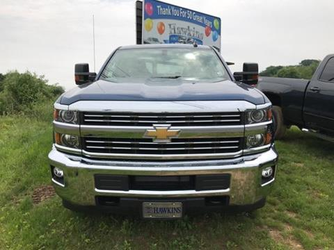 2017 Chevrolet Silverado 2500HD for sale in Danville, PA