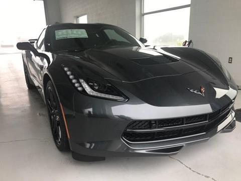 2017 Chevrolet Corvette for sale in Danville PA