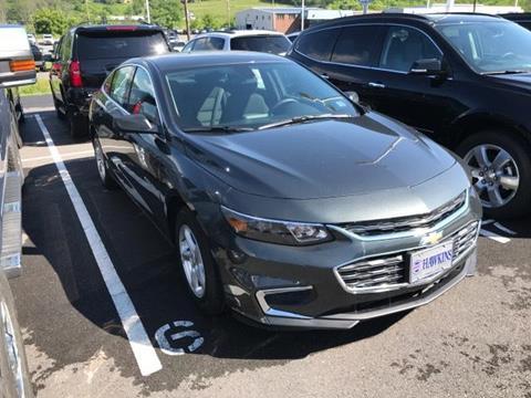 2017 Chevrolet Malibu for sale in Danville, PA