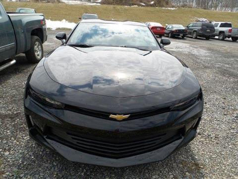 2017 Chevrolet Camaro for sale in Danville, PA