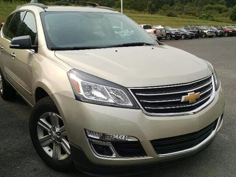2014 Chevrolet Traverse for sale in Danville PA