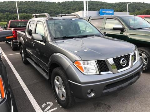 2006 Nissan Frontier for sale in Danville PA