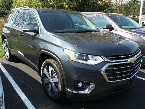 2018 Chevrolet Traverse for sale in Danville PA