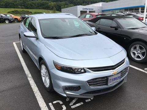 2018 Chevrolet Malibu for sale in Danville PA